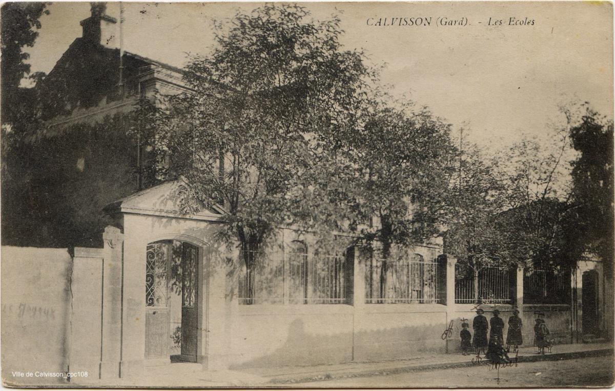 Ecole de l'Herboux cpc108 XnC-2048