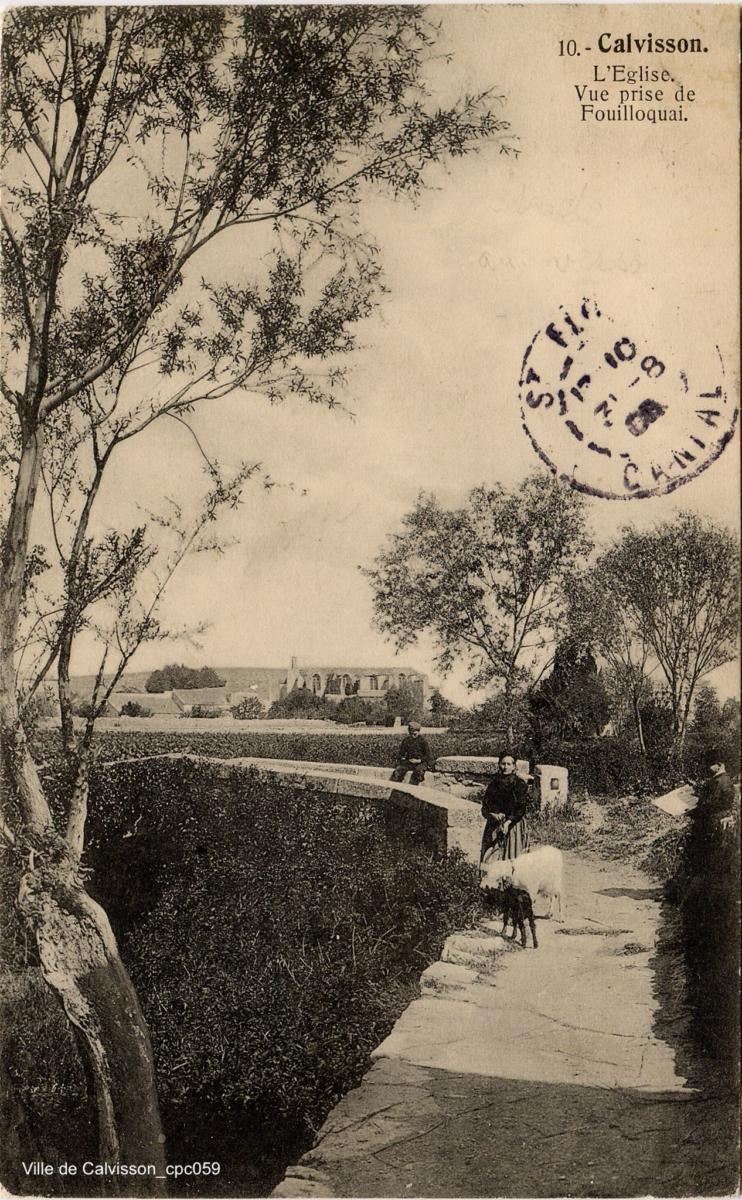 Moulin de fouillaquet cpc059 XnC-2048