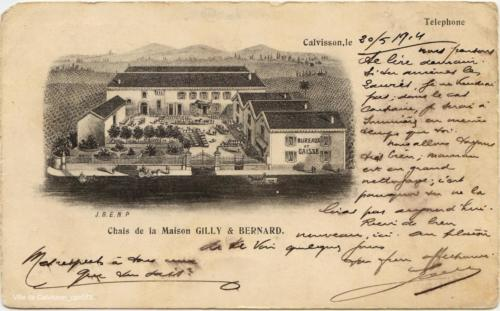 Chais Gilly-Bernard cpc073 XnC-2048