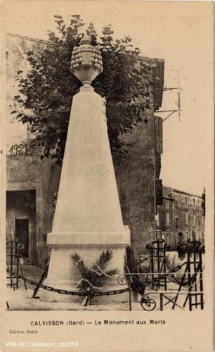 Monument aux morts cpc088 XnC-2048